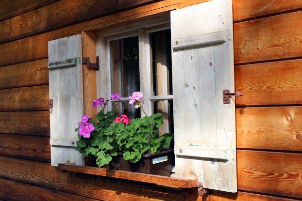 volets en bois - atelier de l'habitat