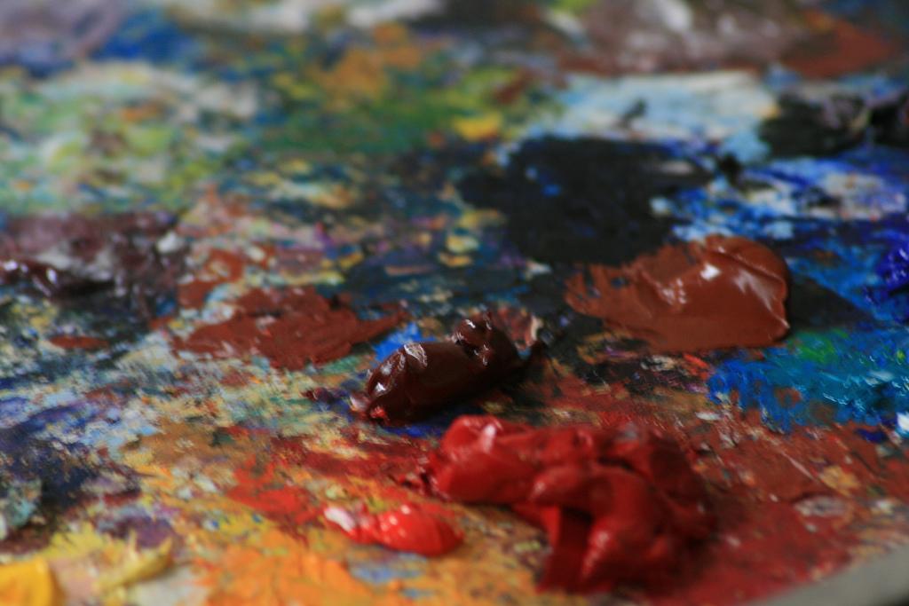 Peinture naturelle - Atelier de l'habitat