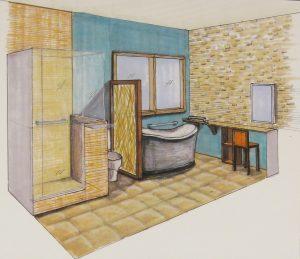 Relooker sa salle de bain avec un décorateur