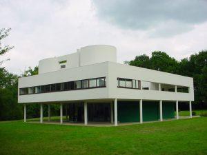 Une architecture du Corbustier
