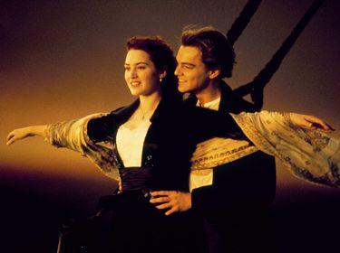 Rose et Jack du Titanic