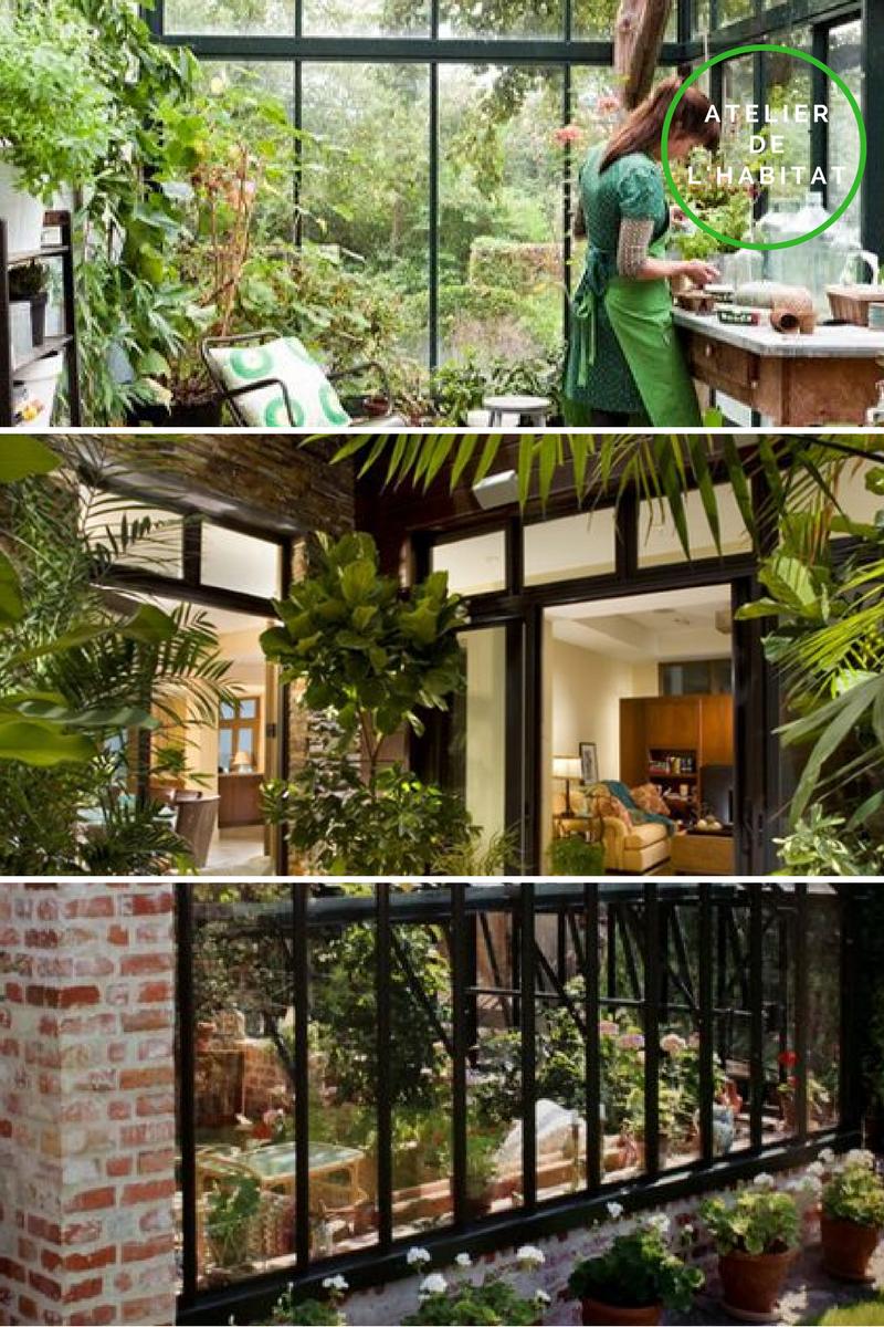 am nagement v randas l 39 atelier de l 39 habitat. Black Bedroom Furniture Sets. Home Design Ideas