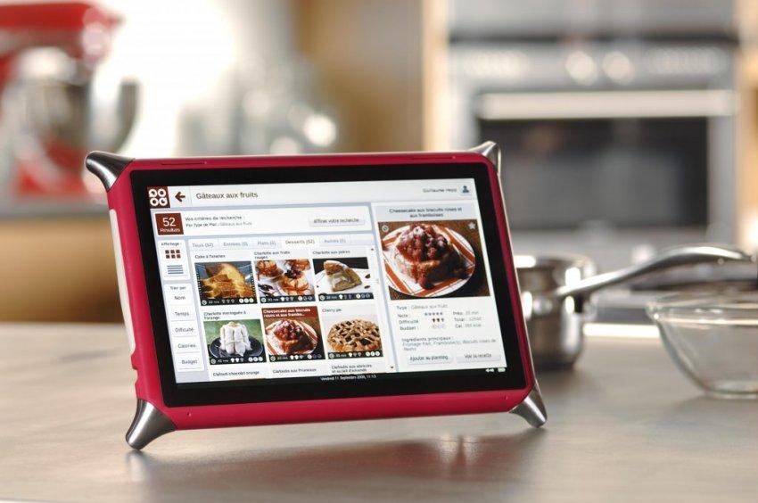 tablette cuisine anti-éclaboussure et anti chocs