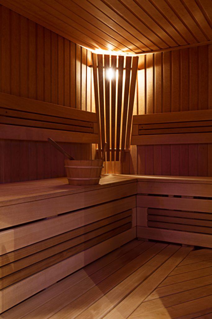 ADH - sauna