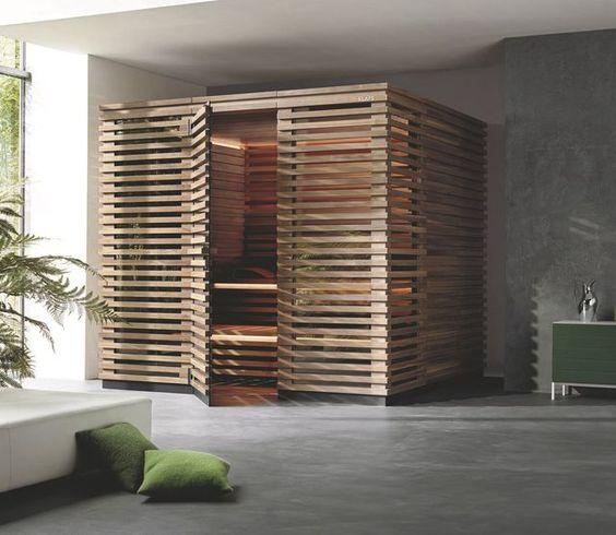 ADH - sauna côté maison